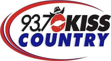 An image of the Kiss Country logo