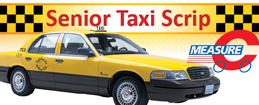 An image for the Senior Taxi Scrip service